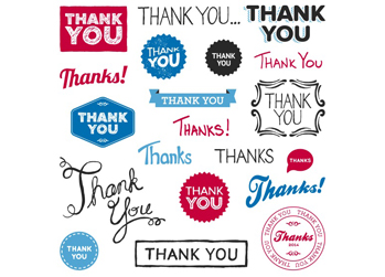 Dont Forget To Say Thank-You